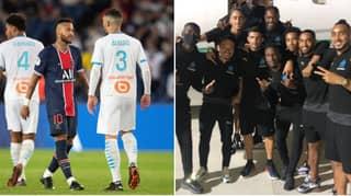 Marseille's Alvaro Gonzalez Hits Back At Neymar's Racism Claim