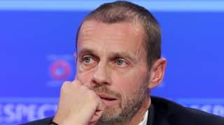 UEFA President Issues Bleak Warning Over Future Of The 2019/20 Season