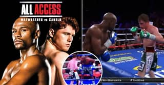 When Floyd Mayweather Humiliated Canelo Alvarez With His In-Ring Showboating