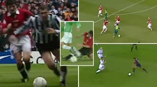 Video Compilation Of Roy Keane Stopping Some Of The Greatest Players Of A Generation In Their Tracks Is A Thing Of Beauty