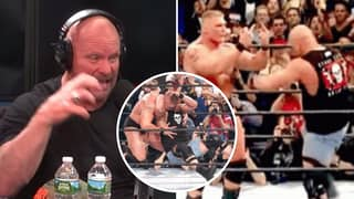 Stone Cold Steve Austin Explains Why He Refused To Lose Against Brock Lesnar In WWE Match