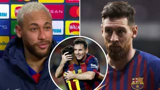 Neymar Drops Lionel Messi Bombshell After PSG's 3-1 Win Over Manchester United