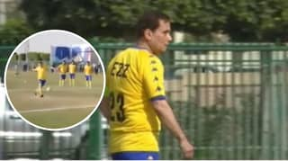 75-Year-Old Becomes The Oldest Footballer To Score In An Official Game