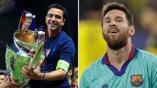 Lionel Messi Could Transition Into A 'Brilliant Defender,' Says Barcelona Legend Xavi