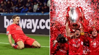 Quotes From Legendary Players Show How Good Steven Gerrard Was