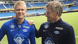 Manchester United Missed Out On Signing Erling Haaland For £3 Million Due To 'Freak' Mix-Up