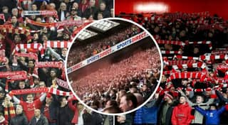 Football Fans Won't Be Allowed To Sing Or Chant When Crowds Return