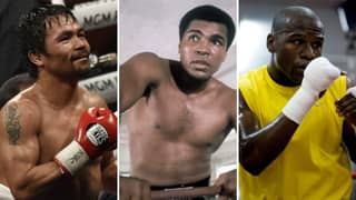 The 25 Greatest Boxers Of All Time Have Been Named And Ranked