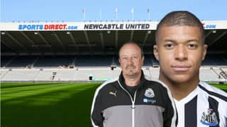 Newcastle Are Joint-Second Favourites To Sign Kylian Mbappe At 25/1