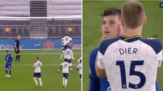 Eric Dier Went Straight Over To Mason Mount After Costly Penalty Miss