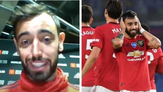 "Bruno Fernandes Was ""Surprised"" By How Good Teammate Was When He First Joined Manchester United"