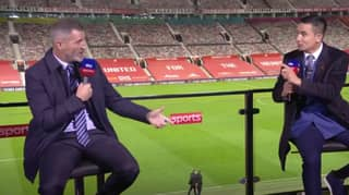 This Heated Debate Between Tim Cahill And Roy Keane Is TV Gold