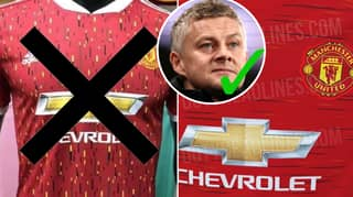 Manchester United's Final 2020/21 Home Kit Design Isn't Quite The 'Bus Seat' Pattern First Thought