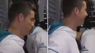 When Cristiano Ronaldo Called Lionel Messi 'A Bad Player' In The Tunnel