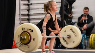 'Strongest Seven-Year-Old Girl In The World' Rory Van Ulft Can Deadlift 80kg