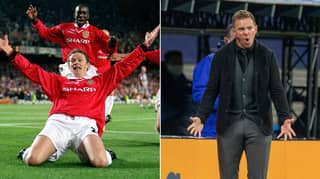 Julian Nagelsmann Plans To 'Slide Tackle' Ole Gunnar Solskjaer For Scoring THAT Goal Against Bayern Munich In 1999