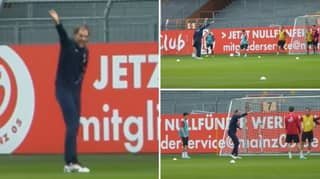 Footage Shows How Ruthless Thomas Tuchel Can Be After 'Keep Ball' Session Goes Wrong In Training
