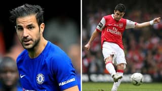 Cesc Fabregas On Who He'd Rather Win The FA Cup Final Between Arsenal And Chelsea