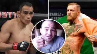 Eddie Alvarez Gives Prediction For Potential Conor McGregor Vs Tony Ferguson Mega-UFC Clash