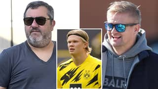 Erling Haaland's Father And Agent Blasted For 'Unspeakable And Disrespectful' Trip To Spain