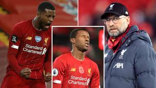 Liverpool Fan 'Exposes' Georginio Wijnaldum As 'The Most Useless Footballer On The Planet'