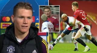 Scott McTominay's Brilliant Reaction When Asked If Paris Saint-Germain Players 'Fall Too Easily'