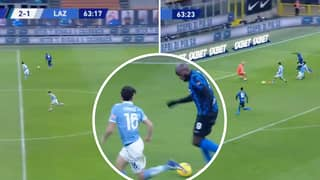 Romelu Lukaku 'Transforms Into PES 6 Adriano' During Inter Milan's Stunning Counterattack Goal