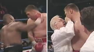When Mike Tyson Made 'Scared' Opponent Andrew Golota Quit In-Between Rounds