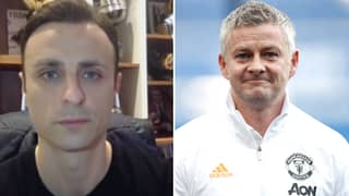Dimitar Berbatov Tells Manchester United Player That His 'Time Is Up' At Old Trafford