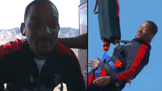 Will Smith Celebrates 50th Birthday By Bungee Jumping From Helicopter Over Grand Canyon