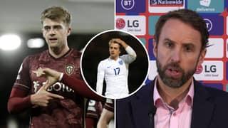 Leeds United's Patrick Bamford Makes Decision On His International Future