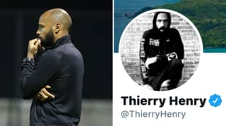 Thierry Henry Has Announced His Decision To Quit Social Media