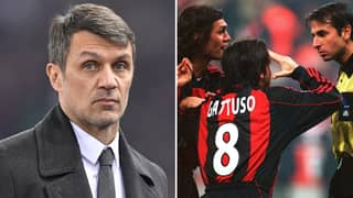 AC Milan Legend Paolo Maldini 'Correctly' Predicted Which Defender Was The Heir To His Throne In 2009