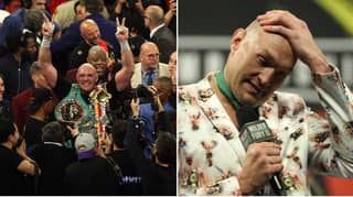 Tyson Fury Has Not Entered The Ring Magazine Pound-For-Pound Rankings