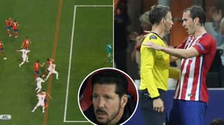 Atletico Madrid React To Mark Clattenburg Admitting Real Madrid's Goal In Champions League Final Was Offside