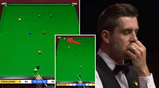 The Incredible ​Ronnie O'Sullivan Shot That Won Him The Semi-Final Decider Against Mark Selby