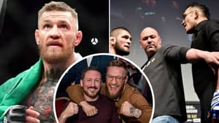 Conor McGregor's Coach Reveals Exactly Why He Didn't Replace Khabib Nurmagomedov And Face Tony Ferguson