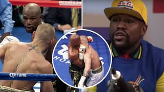 Floyd Mayweather Explains Why He Didn't KO Conor McGregor Early On In Their Mega-Fight