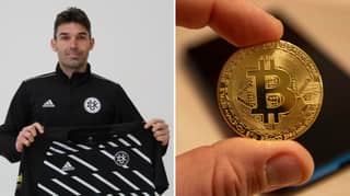 Former Real Madrid Striker Becomes First-Ever Footballer Bought With Bitcoin