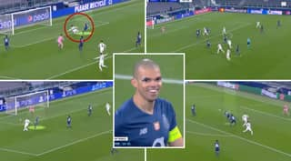 Pepe Compilation Vs Juventus Showed Him Roll Back The Years To His Prime Real Madrid Form