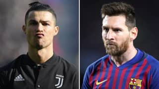 Five Legends Who All Named Same 'Football GOAT' Out Of Lionel Messi And Cristiano Ronaldo