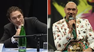 Tyson Fury's Voice Was Very Different Before Being Punched In The Throat