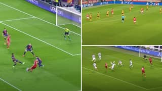 Incredible Compilation Of Arjen Robben Scoring The Same Goal Over And Over Again