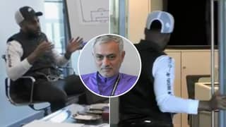 Danny Rose Storming Out Of Meeting With Jose Mourinho Is Captured In Amazon Documentary