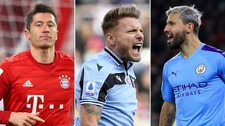 Europe's Top Ten Goalscorers This Season Have Been Revealed With One Clear Leader