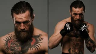 Conor McGregor Looks Absolutely Ripped Ahead Of Donald Cerrone Fight