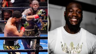 Deontay Wilder's Boxing Career Is Torn Apart And 'Exposed' In Fan's Viral Twitter Thread