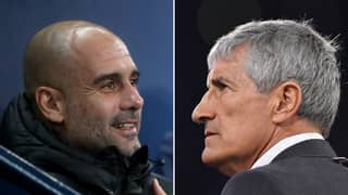 Manchester City In Talks With Barcelona Over Huge Swap Deal
