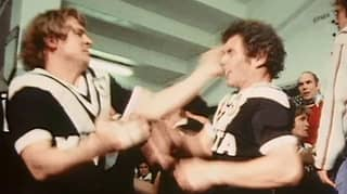 Remembering This Classic Rugby League Warm Up Where Teammates Slapped and Fought Each Other