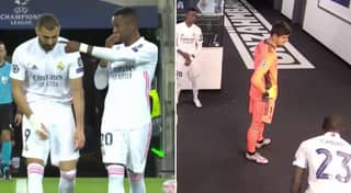 Karim Benzema Apologised To Vinicius Jr After Criticising Him In The Tunnel